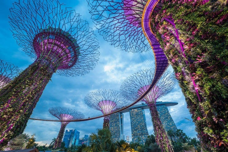 Gardens By The Bay In Singapore My Experience Useful Info