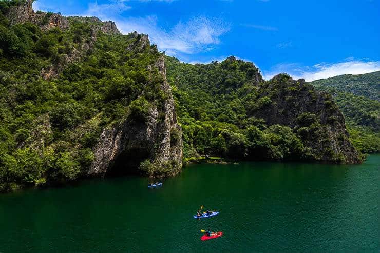 Matka Canyon Skopje