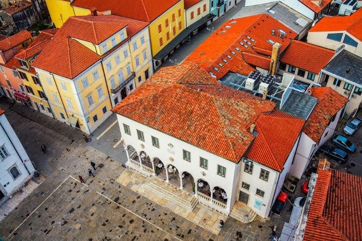 Visit slovenia and Koper