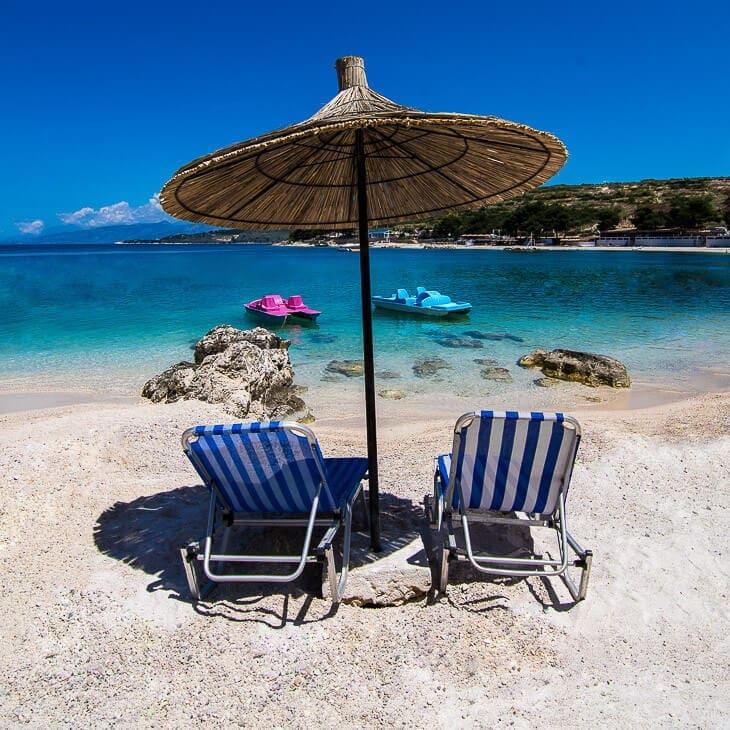 albania beaches
