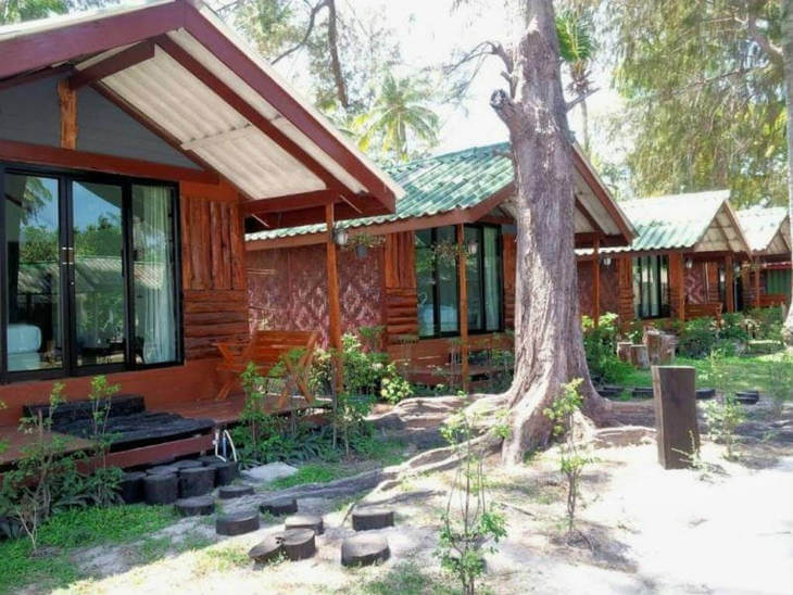 bungalow i thailand