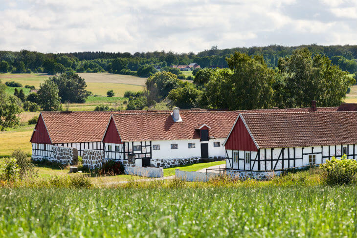 osterlen places to visit in sweden during summer