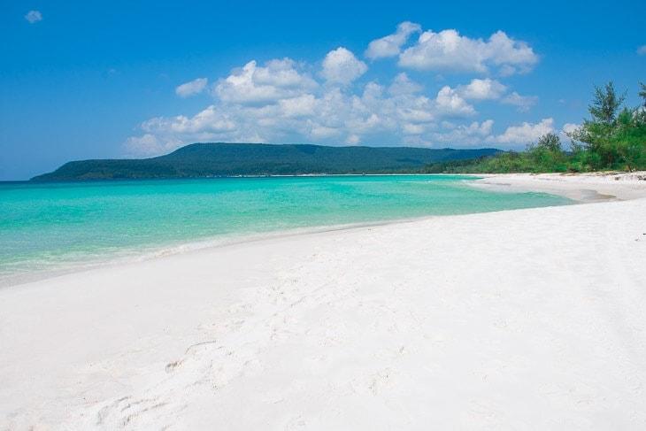 paradis koh rong island