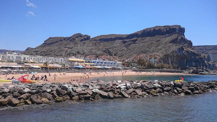 playa mogan