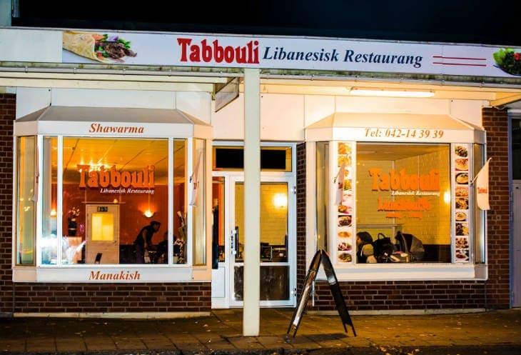 tabbouli vegetarisk restaurang i stockholm