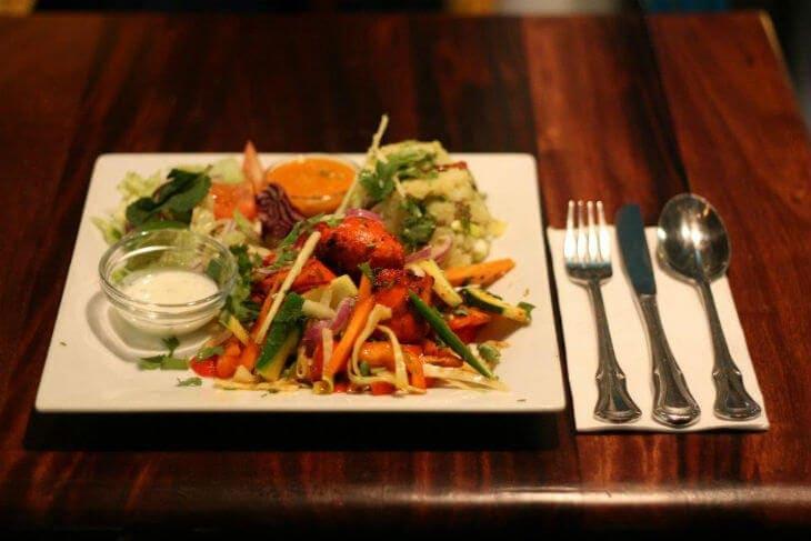 vegetarisk mat stockholm