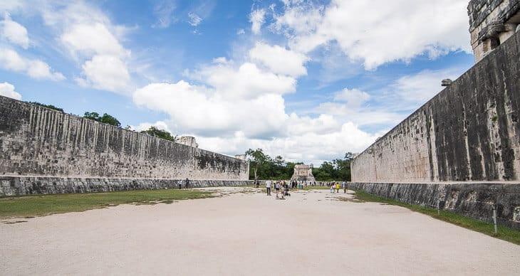 bollplan mayafolket