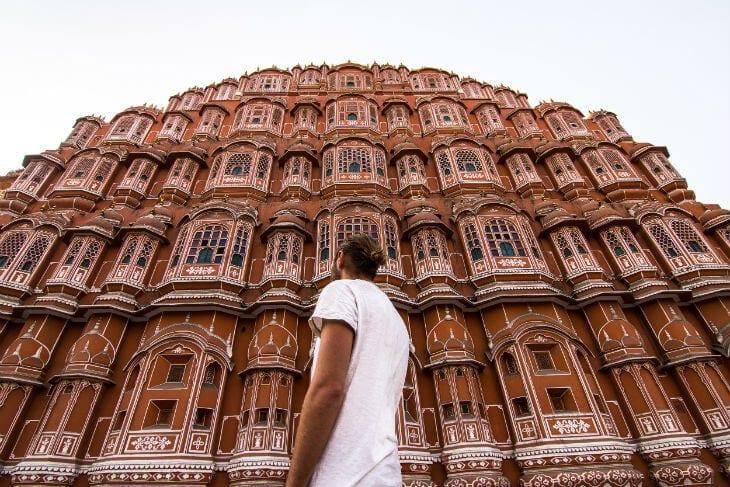 hawa mahal tourism india