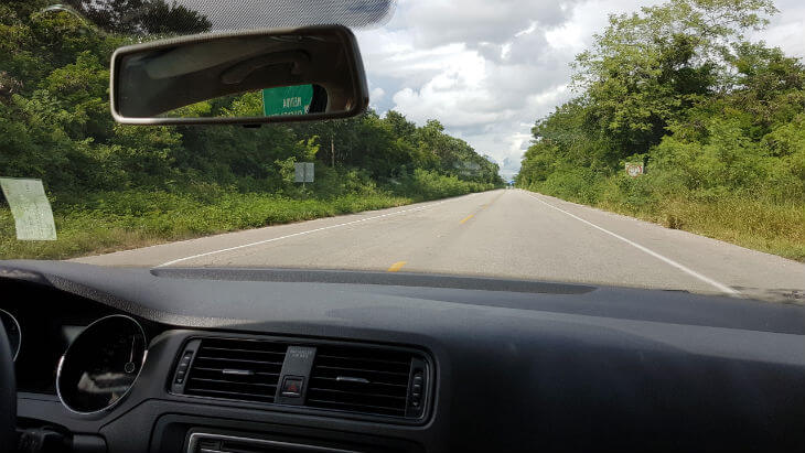 hyra bil i mexiko