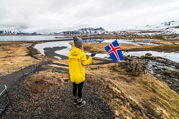 islandsflagga