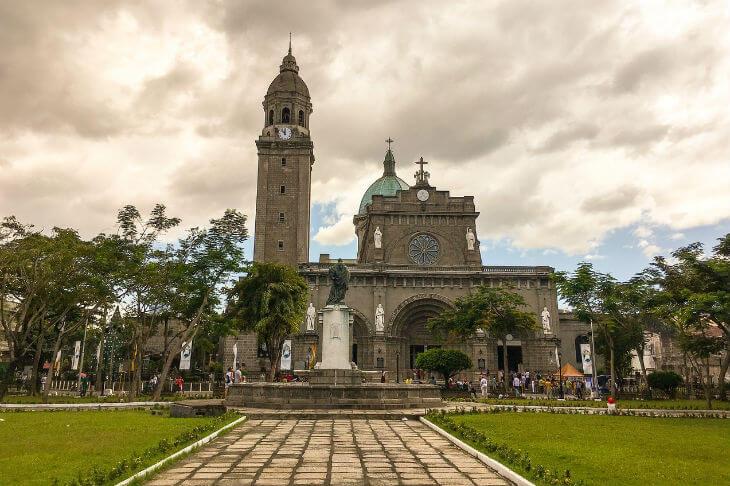 manila church