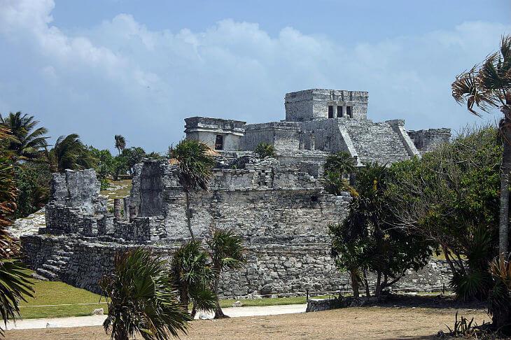 tulum ruiner maya