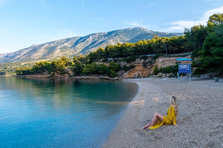 Brac Kroatien