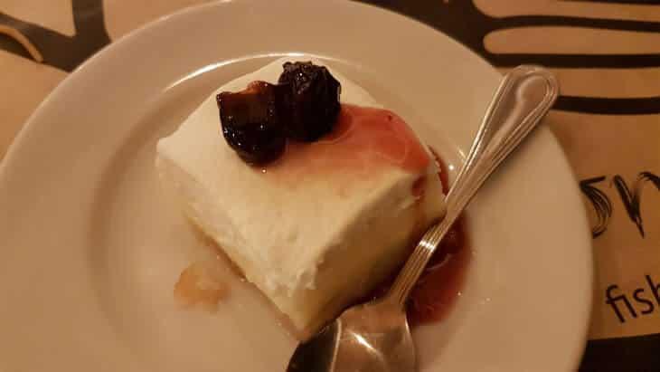 asimenos dessert