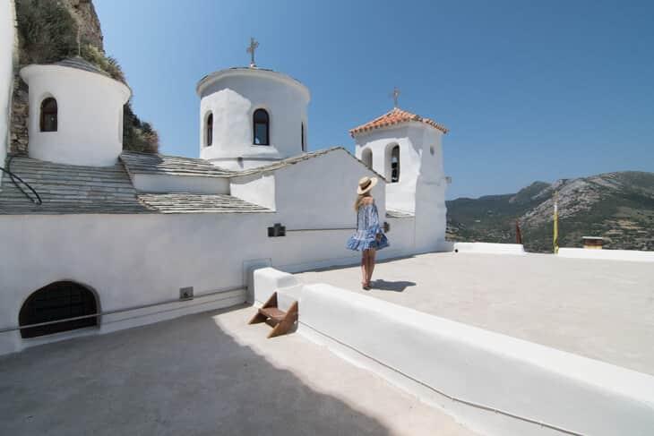 Monastery st george