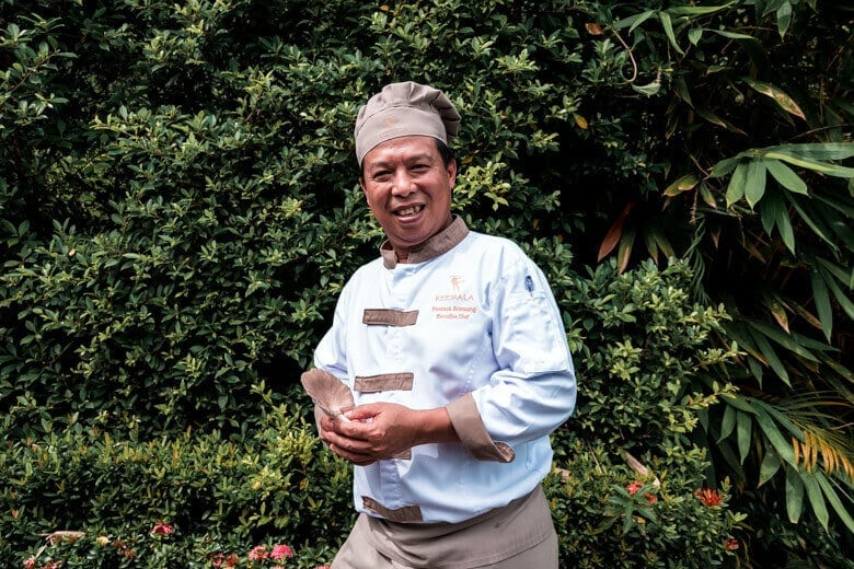 Keemala chef poonsak