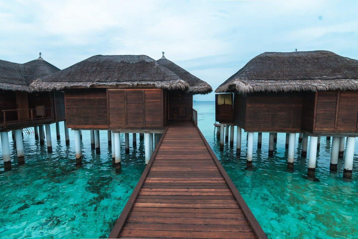 Maafushi resort review