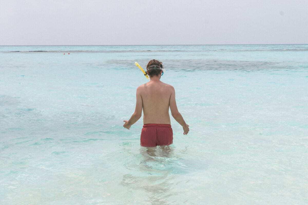 Maafushivaru-snorkeling