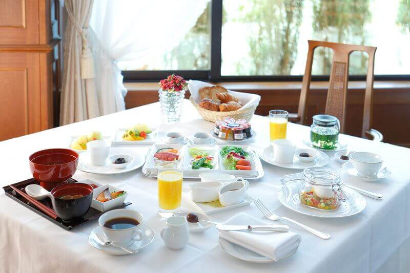 NOBORIOJI-HOTEL-breakfast