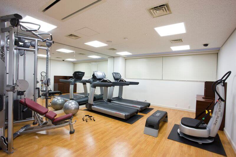 Nara-hotel-gym
