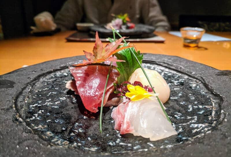 ritz-carlton-osaka-sashimi