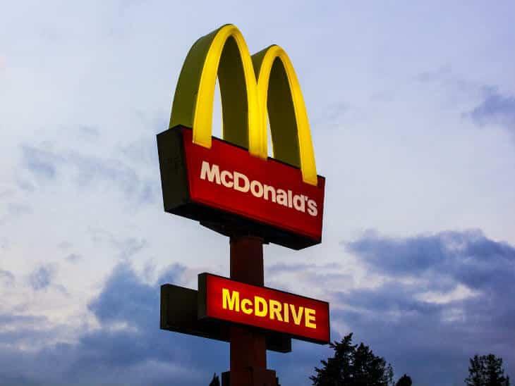 mcdonalds fakta sverige