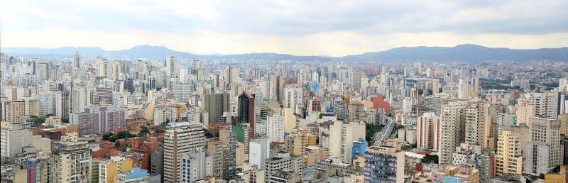 världens största stad till ytan