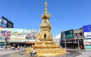Clocktower - Things to do in Chiang Rai