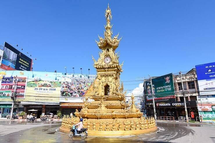 Clocktower - Things to do in Chiang Rai
