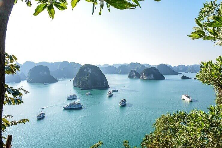 Best time to travel to Vietnam