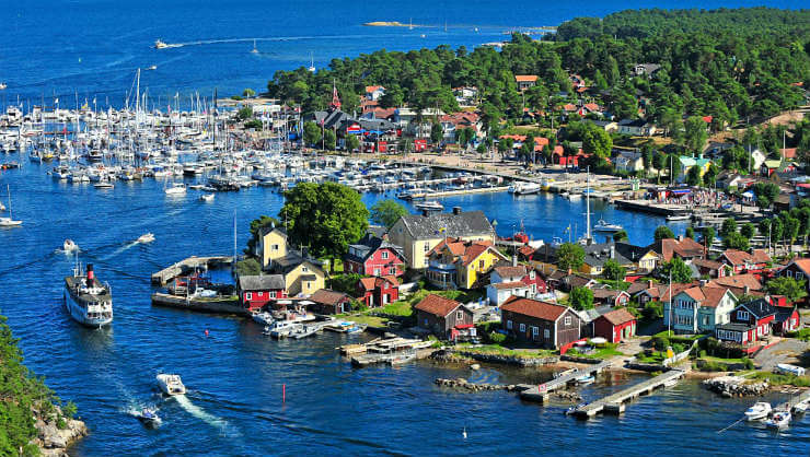 Sandhamn - Swedish Archipelago