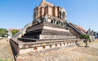 Wat Chedi Luang - Things to do in Chiang Mai