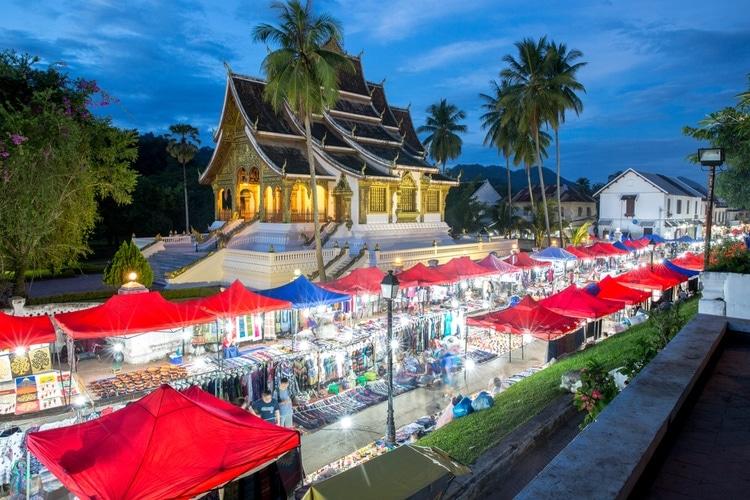 Saker att göra i Luang Prabang som turist