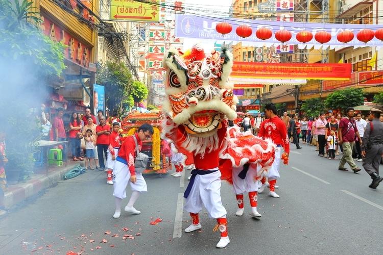 Chinatown i BKK