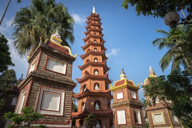 Hanoi sevärdheter