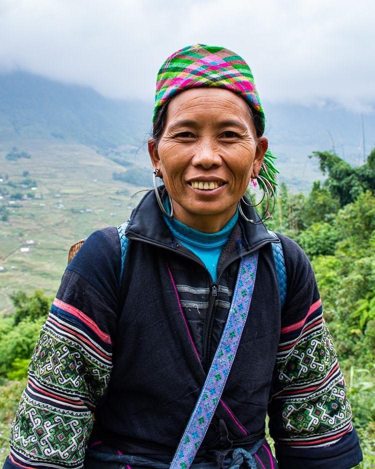 Resa till Sapa i Vietnam