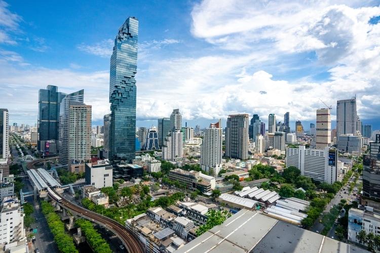 Saker att göra i Bangkok