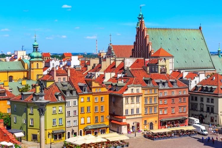 Saker att göra i Warszawa som turist
