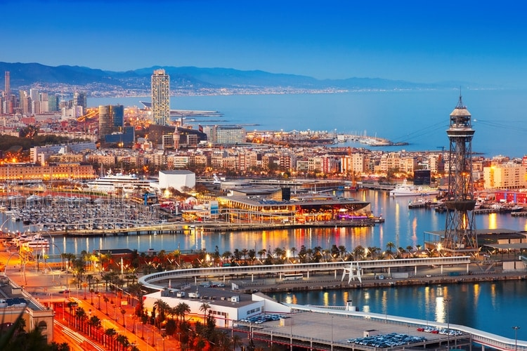 Saker att göra i Barcelona