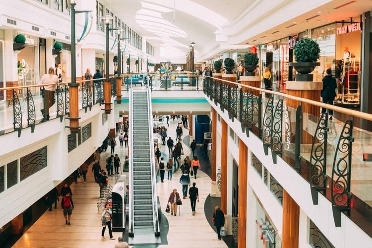 Shoppingcenter i Warszawa