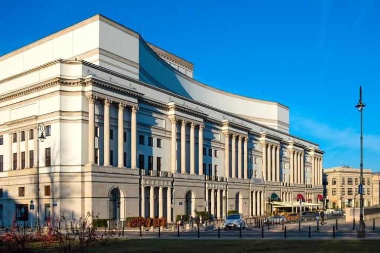 Warszawas operahus