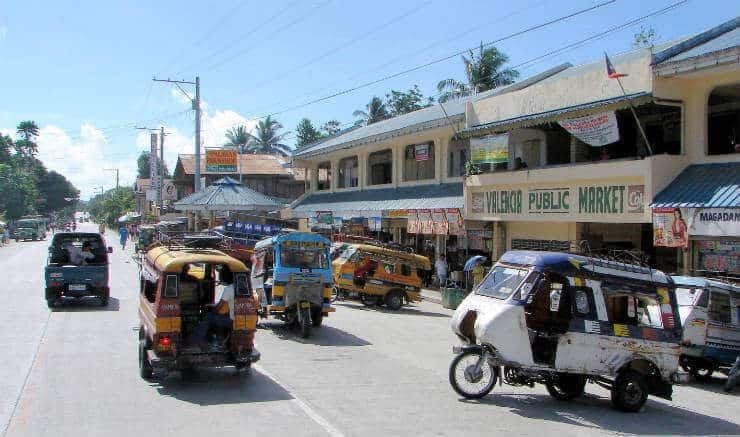 hur man tar sig till Bohol