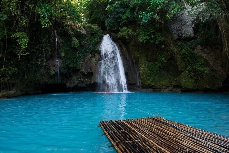 Kawasan Falls i Filippinerna – Allt inför besöket