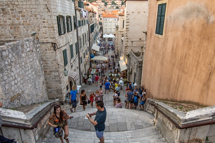Game of Thrones i Dubrovnik
