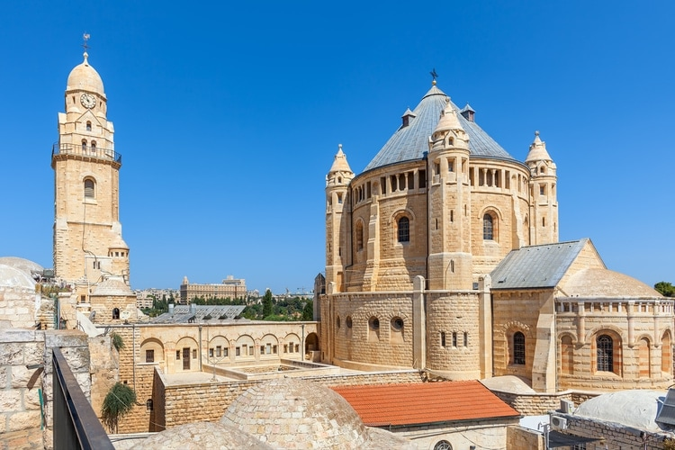 Jerusalem sevärdheter