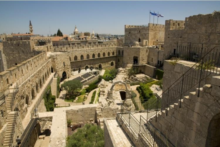 Jerusalems gamla stadsdel