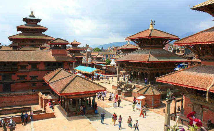 saker att göra i Kathmandu