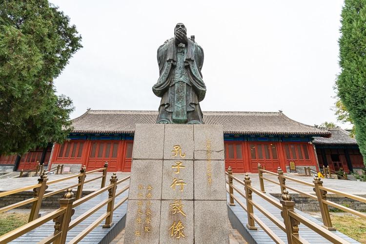 Konfucius tempel