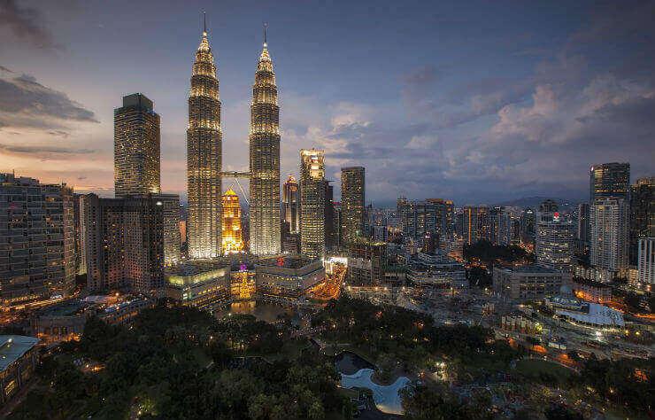 Saker att Göra i Kuala Lumpur