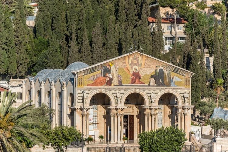 Kyrka i Jerusalem